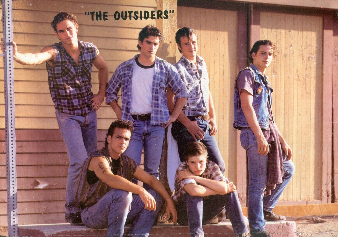 The Outsiders Tv Show 2015